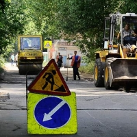 В Омске отремонтировано уже 16 дорог