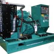 Установка электрогенератора в автокомплексе в Подмосковье
