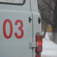 В Омске автобус сбил женщину, переходившую дорогу в неположенном месте