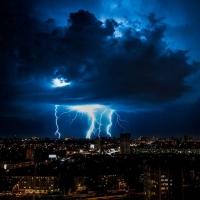 В Омске объявлено штормовое предупреждение