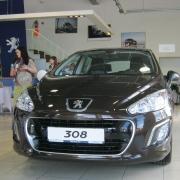 Новинка Peugeot 308 покоряет дороги России!