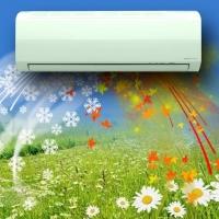 Установка системы кондиционирования в частном доме или квартире