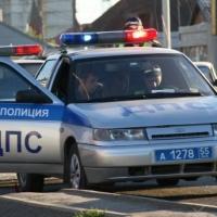 Очевидцы засняли задержание преступника шестью экипажами ДПС