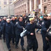 Сводки с Майдана: после штурма
