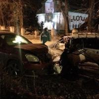 В ДТП на улице Пушкина пострадали юные омичи