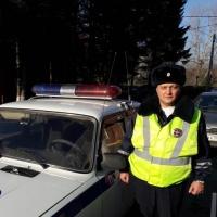 Омские автоинспекторы помогли спасти ребенка, проглотившего монетку