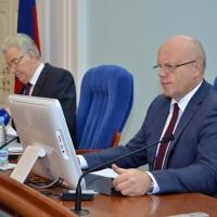Дефицит бюджета Омской области 2017 года станет наименьшим за десять лет