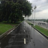 На омских дорогах будут установлены ограждения протяженностью в 2 км
