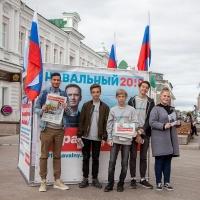 В омском штабе Навального опровергли информацию о волонтере со свастикой