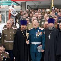 Молитвы, собрание и концерт: омские казаки проведут «Большой круг»