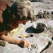 Археологи в Таре копают под Лениным