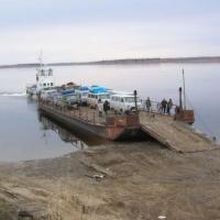 В Омской области провозная плата на пароме останется 11 рублей