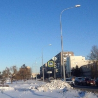 На выходных в Омске почти тепло и без осадков