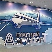 Омский аэропорт увеличил объём пассажироперевозок на 24 %