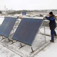 На территории Омской области могут появиться солнечные коллекторы