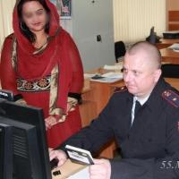 На индийской выставке в Омске выловили нелегалов