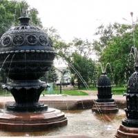 """К концу осени в Омске отреставрируют фонтан """"Изобилие"""""""