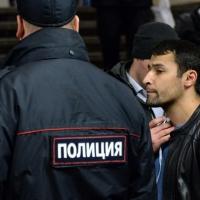 Полицейские Омска нагрянули на «Черлакский рынок» в поисках нелегалов