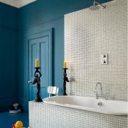 Как выбрать краску для ванной комнаты?