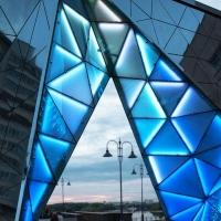 «Кристаллы» на улице Валиханова могут получить британскую премию