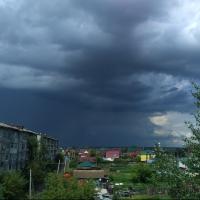 К концу недели Омскую область накроют дожди и грозы