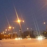 Суд обязал омскую мэрию установить фонари на улице Орловского