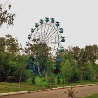 К 2019 году в Омске появится дирекция парков