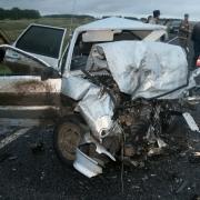 В аварии под Омском погибли пять человек