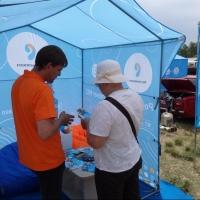 «Ростелеком» в Омске поддержал соревнования по мотокроссу «Кубок Содружества»