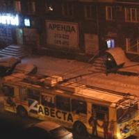 Глава дептранспорта Омска пообещал, что троллейбусы будут ходить до 23 часов