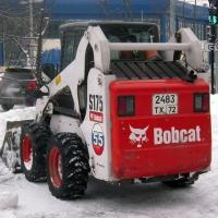 Специальная строительная техника Bobcat