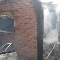 В Омском районе в огне погиб 36-летний дачник