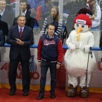 Виктор Назаров хочет перевезти в Омск домашний этап хоккейного Евротура