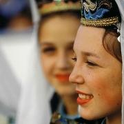 «Омская крепость» пела и плясала по-татарски!