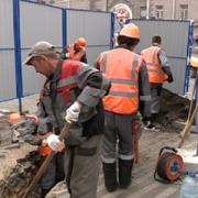 """Подземный переход у """"Голубого огонька""""  достроят к концу февраля"""