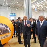 В Омске открылась выставка «ВТТА-2015»