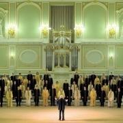 Сегодня для омичей выступит Певческая капелла Санк-Петербурга