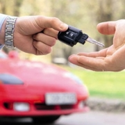 Использование услуги проката автомобилей