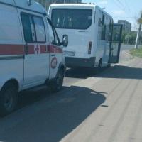 В Омске пьяный дебошир пробил голову водителю маршрутки