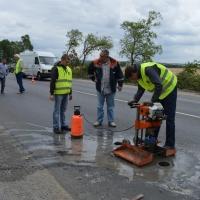 Омские дороги проверят на ровность