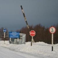 В Омской области открыта седьмая ледовая переправа через Иртыш