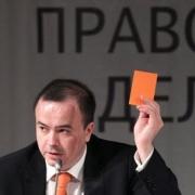 """Дунаев считает Омск """"сильным регионом"""" для """"Правого дела"""""""