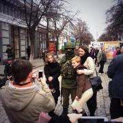 Украина объявила всеобщую мобилизацию граждан