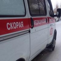 В Тарском районе пешеход попал под колеса легкового автомобиля
