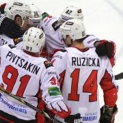 """Омский """"Авангард"""" выиграл второй гостевой матч в сезоне"""
