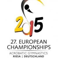 Омичи-акробаты выиграли два «золота» на чемпионате Европы