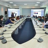 В Омске в рамках форума лидеров стран ШОС презентовали международное молодежное информагентство