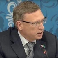 Бурков поднялся в медиарейтинге среди губернаторов