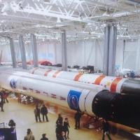 На омском заводе облегчат вес ракеты «Ангара»