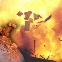 В частном доме Омской области произошел взрыв газа